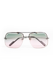 Spitfire Pink Blue Sunglasses - Product Mini Image