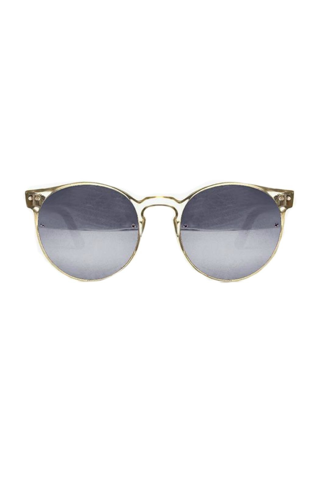 Spitfire Post Punk Sunglasses - Front Cropped Image