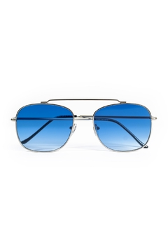 Spitfire Silver Blue Sunglasses - Product List Image