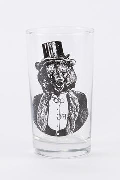 Shoptiques Product: Gentleman Bear Glass