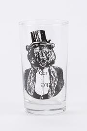 Spitfire Girl Gentleman Bear Glass - Product Mini Image