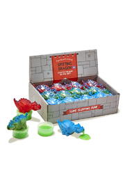 Cupcake and Cartwheels Spitting Dragon Glow-In-The-Dark Slime Set - Front cropped