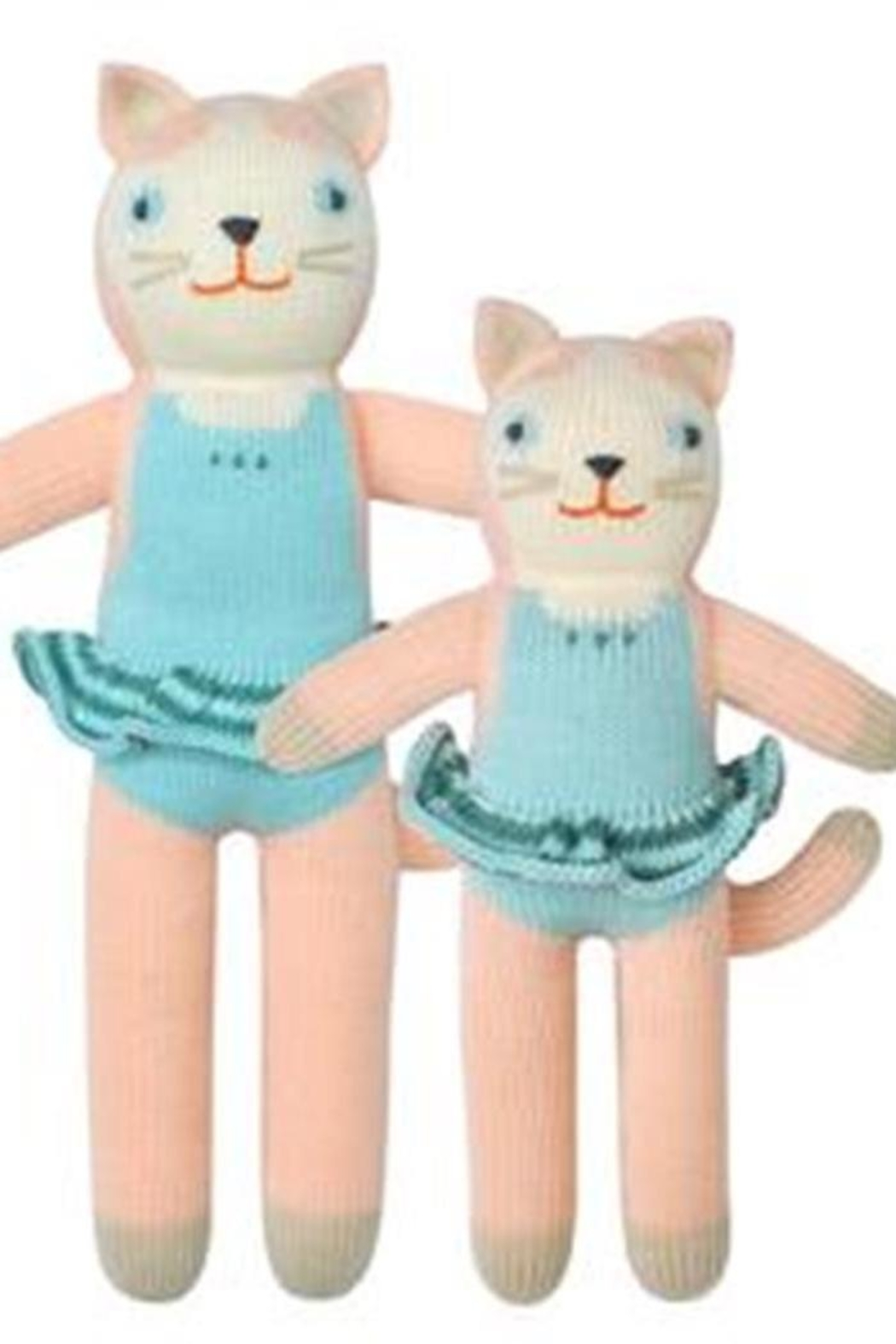 Blabla Kids Splash Cat Doll - Front Cropped Image