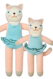 Blabla Kids Splash Cat Doll - Front cropped