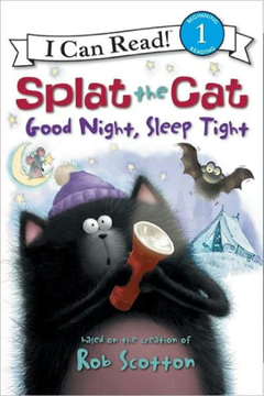 Harper Collins Publishers Splat The Cat: Good Night, Sleep Tight - Alternate List Image