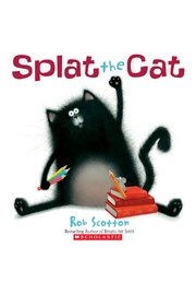 Scholastic Splat The Cat - Product Mini Image