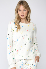 Fate Splatter Paint Sweatshirt - Product Mini Image