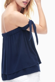 Splendid Bamboo Gauze Top - Front full body