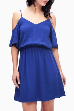Shoptiques Product: Cold Shoulder Dress