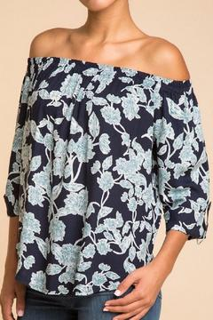 Shoptiques Product: Off-Shoulder Top