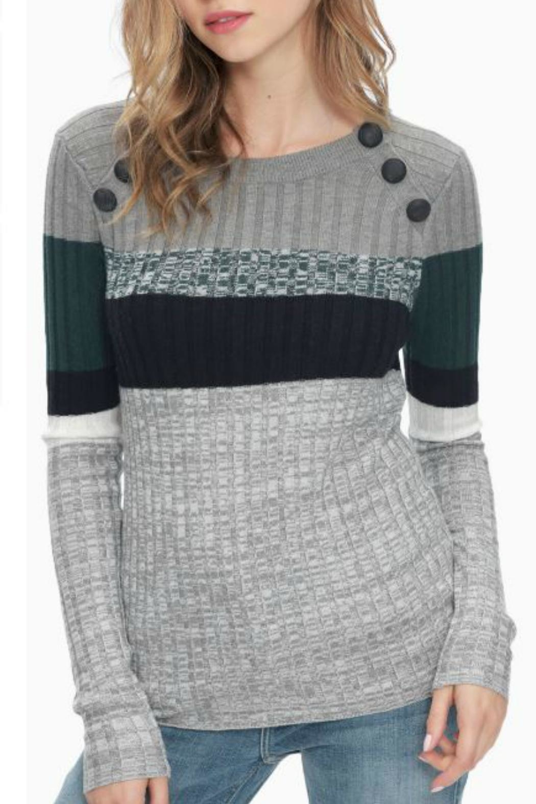 7f7c37a77d93e Splendid The Merton Cashmere Sweater from New Jersey by Robin s ...