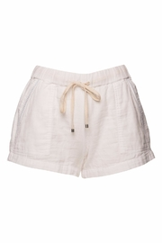 Splendid Double Cloth Shorts - Front cropped