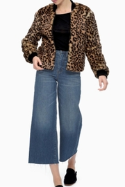 Splendid Faux Fur Jacket - Product Mini Image