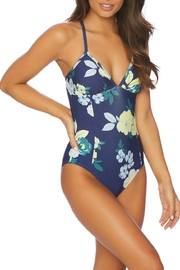 Splendid Floral One Piece - Product Mini Image