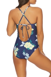 Splendid Floral One Piece - Front full body