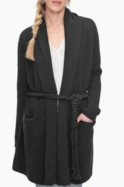 Splendid Gallery Belted Cardigan - Product Mini Image