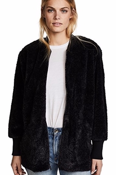 Splendid Gramercy Fuzzy Jacket - Product List Image