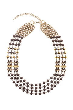 Shoptiques Product: Multi Chain Necklace