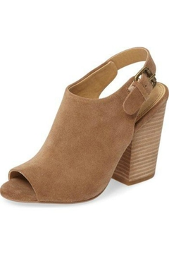Shoptiques Product: Suede Slingback Heel