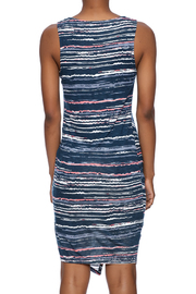 Splendid Knotted Bodycon Dress - Back cropped