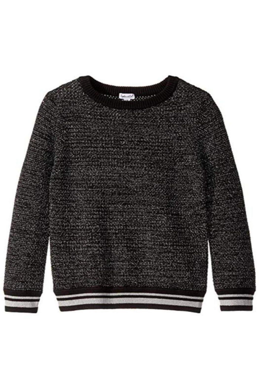 Splendid Lurex Knit Top - Main Image