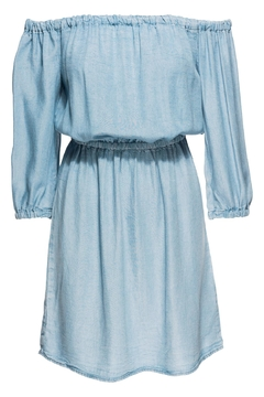 Shoptiques Product: Sky Off Shoulder Dress