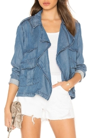 Splendid Soft Denim Jacket - Product Mini Image