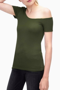 Shoptiques Product: Splendid Olive Top