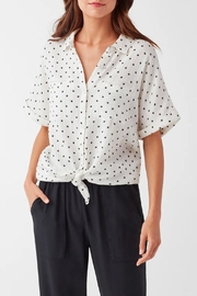 Splendid Star Print Shirt - Front cropped