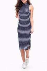 Splendid Striped Rib Dress - Product Mini Image