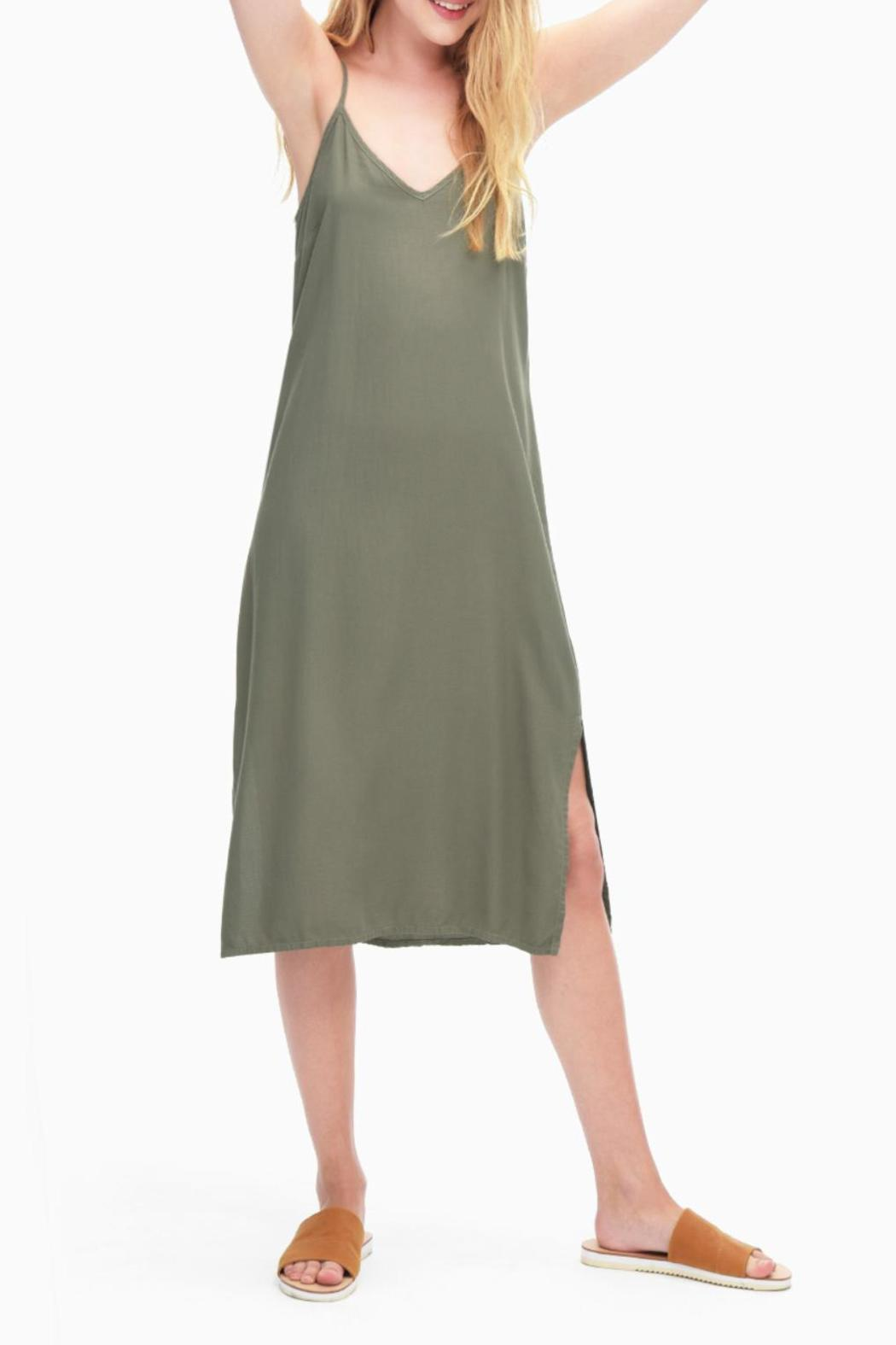 Splendid The Slip Dress - Front Cropped Image