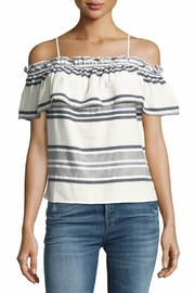 Splendid Traveler Striped Top - Product Mini Image