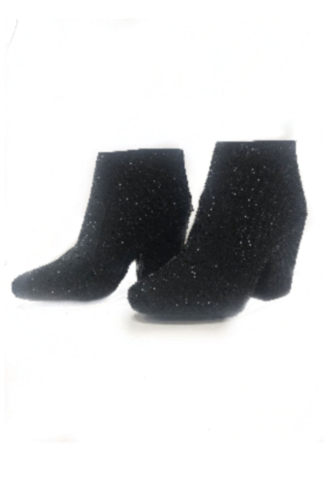Very G Splendor bootie - Front Cropped Image