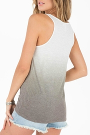 Others Follow  Splendor Ruched Tank - Side cropped