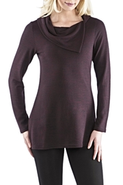 Neesha Split Collar Sweater - Product Mini Image