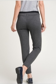 Hem & Thread Split Hem Leggings - Product Mini Image