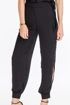 Alba Boutique Split Jogger - Product List Image