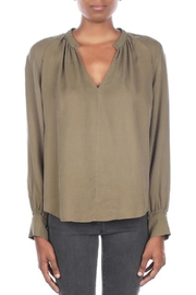 Current Air Split Neck Top - Product Mini Image
