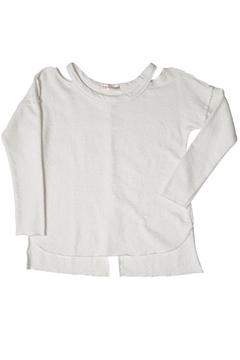 Ragdoll & Rockets Split Neckband Top - Alternate List Image