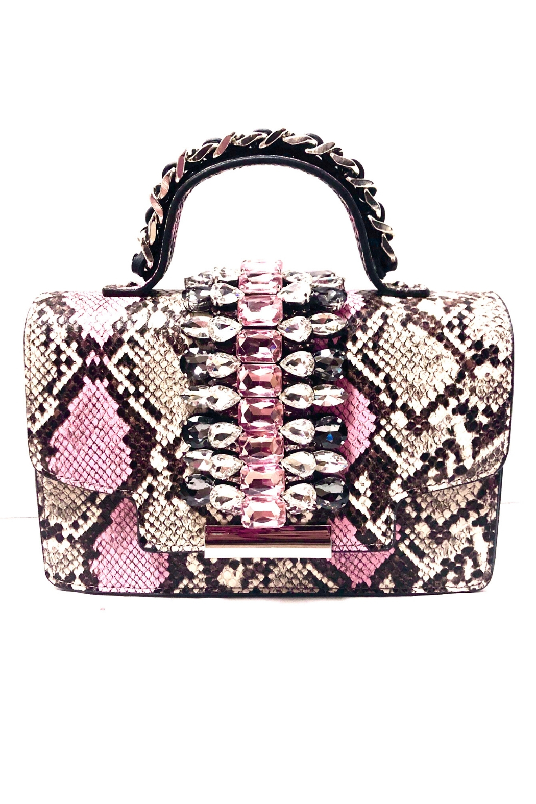 INZI Spoil Me Crossbody - Front Cropped Image