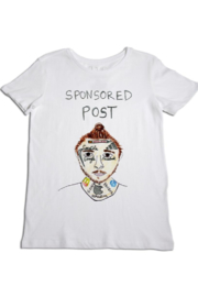 Unfortunate Portrait Sponsored Post Tee - Product Mini Image