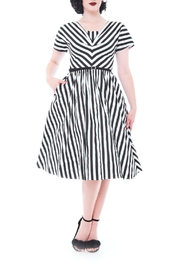 Rebel Love Clothing Spook Show Dress - Product Mini Image