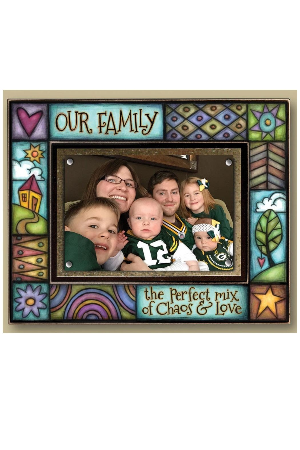 Spooner Creek Family Collage Frame - Main Image
