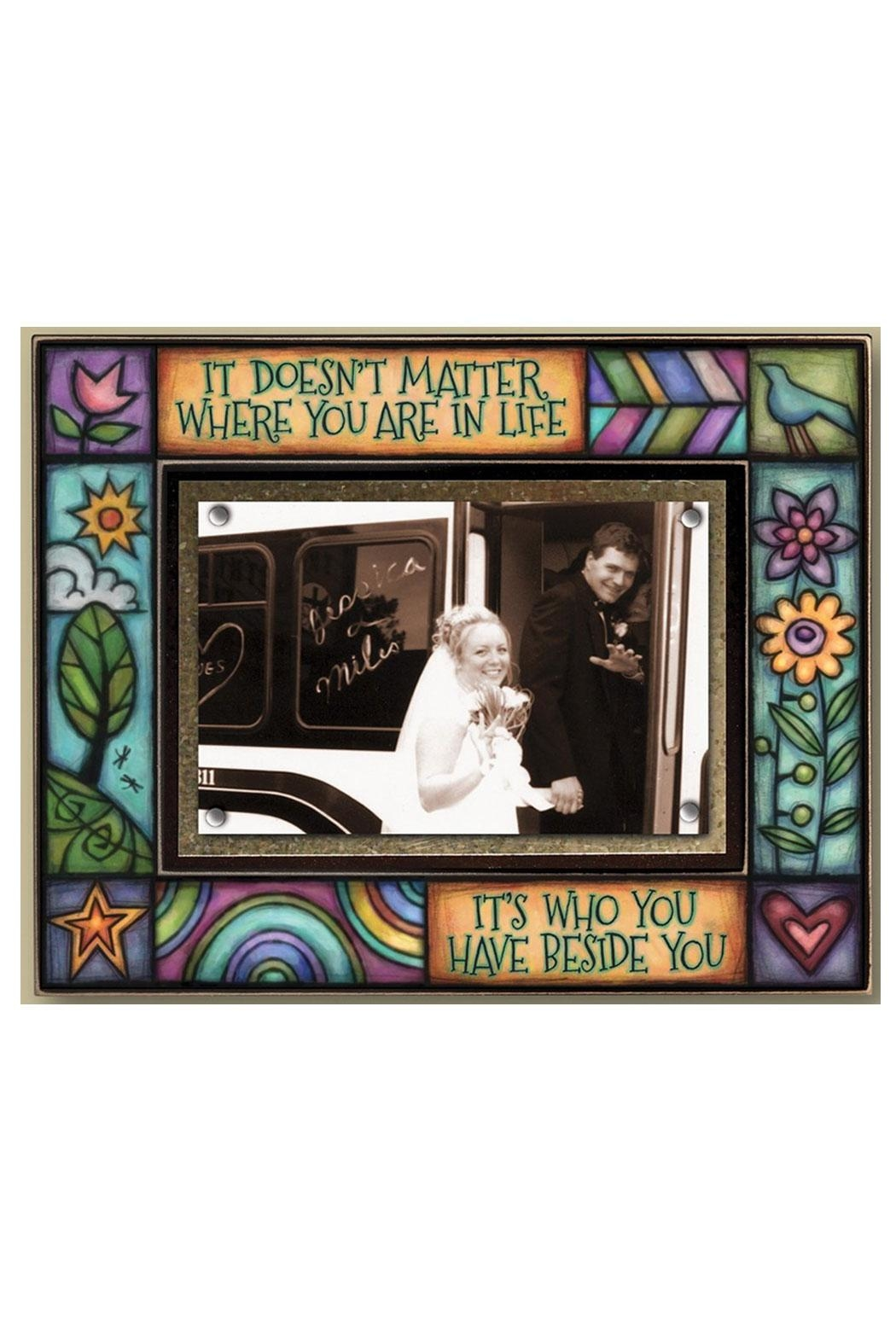Spooner Creek Wedding Collage Frame - Main Image