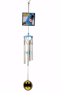 Shoptiques Product: Batman Wind Chime