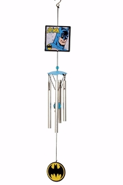 Spoontiques Batman Wind Chime - Front cropped