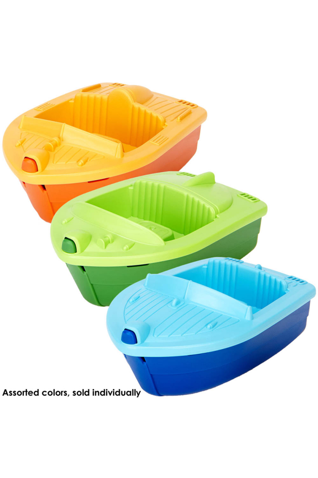 Green Toys Sport Boat - Main Image