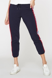Pam & Gela Sport Stripe Pants - Front full body