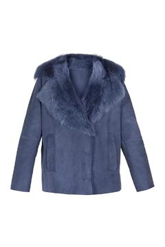 Sport Max Matilde Shearling Cornflower - Product List Image