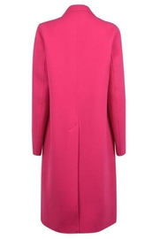 Sportmax Bolzano Pink Coat - Front full body